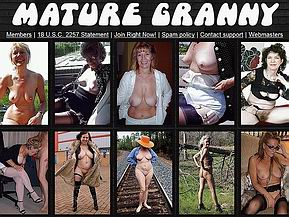 For all those who love older women. This site comes with a huge archive of granny content. Experienced old women that can proove it on camera. Get access to lots of other sites too. Start downloading all mature and granny content now!